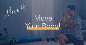 10 moves to Boost Your Productivity in 2021 - Move your body