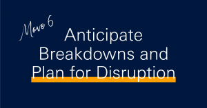 10 moves to boost productivity in 2021 - anticipate breakdowns and plan for disruption