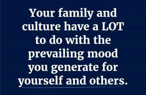 Shift your negative mood